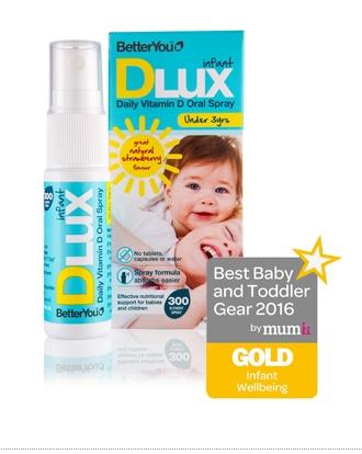 Dlux Infant: Η καινοτόμος μορφή βιταμίνης D για βρέφη ΠΡΩΤΗ στις προτιμήσεις των μαμάδων!! - photo