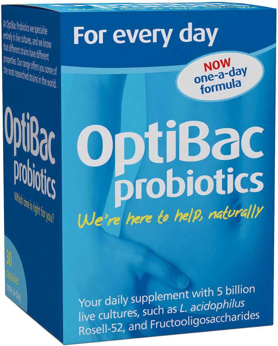 Optibac - για κάθε ημέρα