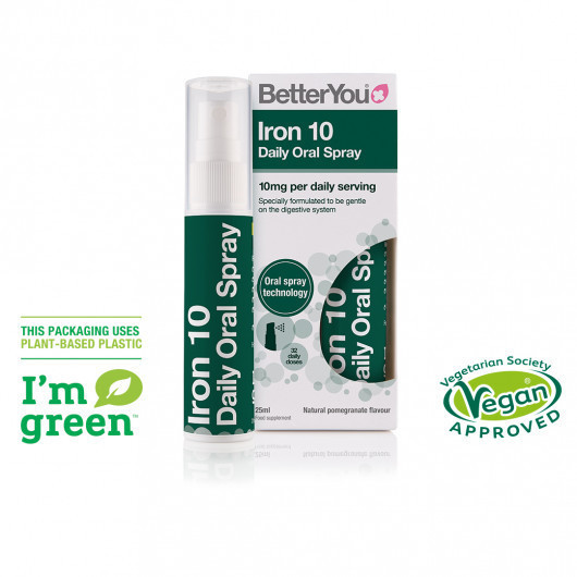 Iron Daily Oral Spray-10 mg