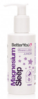 Magnesium Sleep Mineral Lotion Junior