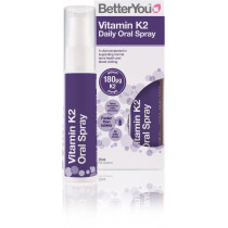 Vitamin K2 Daily Oral Spray